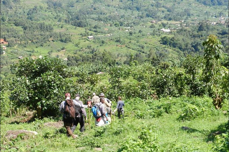 Lake Nakuru National Park Luangwa Johannesburg to Gorillas Trip
