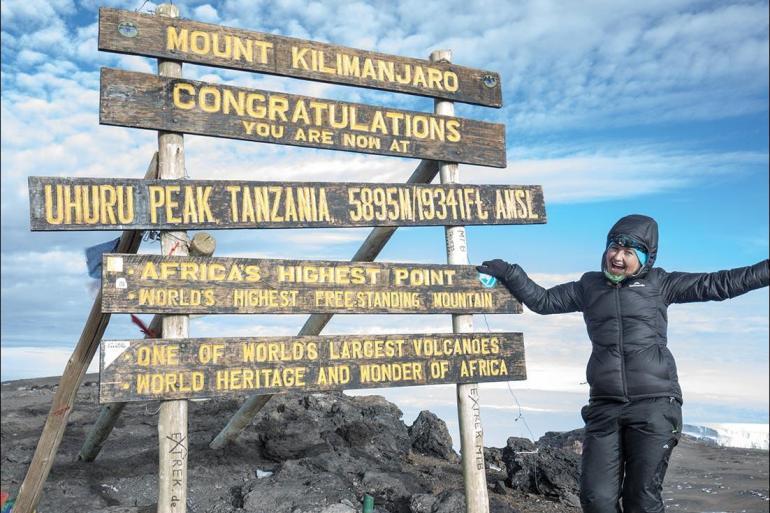 Arusha Nairobi Kilimanjaro: Marangu Route Trip