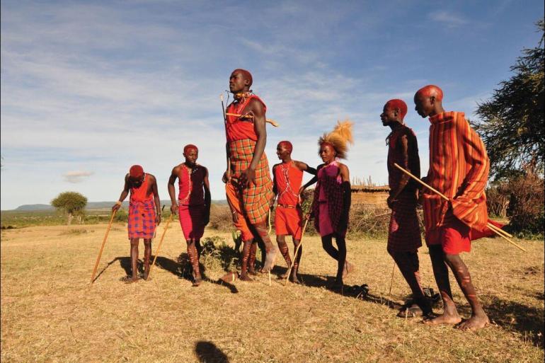 Nairobi Ngorongoro Crater Johannesburg to Gorillas Trip