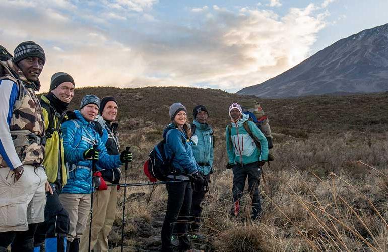 Kilimanjaro & Serengeti Adventure tour