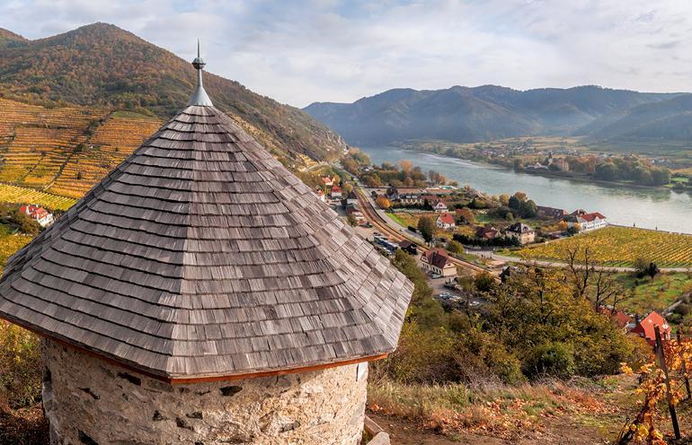 Delightful Danube (2021) tour