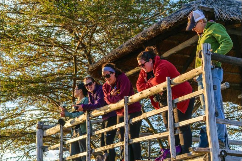 Makgadikgadi Pans Okavango Delta Botswana Adventure Trip