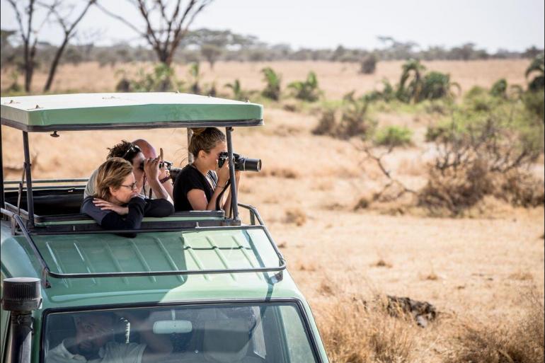 Arusha Nairobi Serengeti & Kilimanjaro Trip