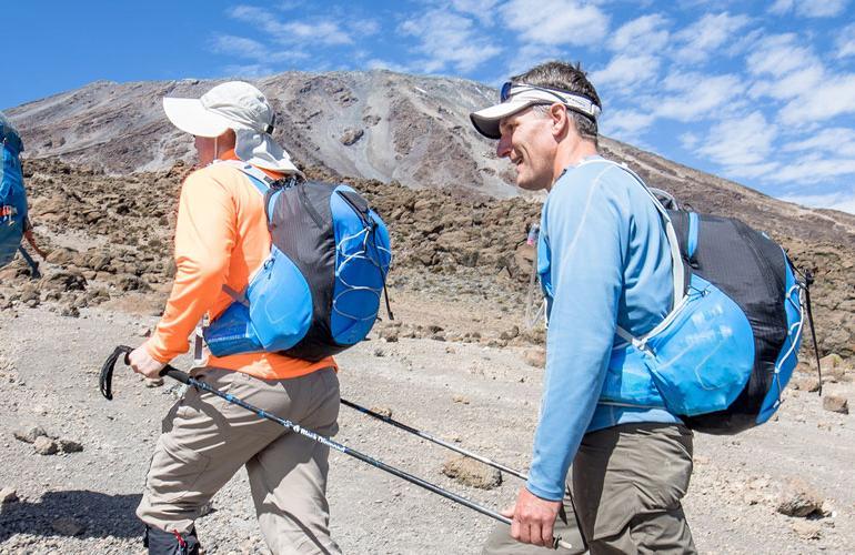 Kilimanjaro: Machame Route tour