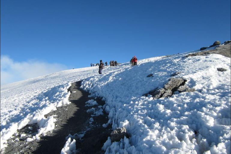 Hiking & Walking Hiking Kilimanjaro: Rongai Route package