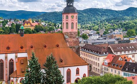 Bath Bern Rhine, Moselle & Blissful Baden-Baden (2021) Trip