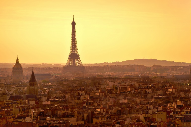 British & Irish Elegance with Paris tour