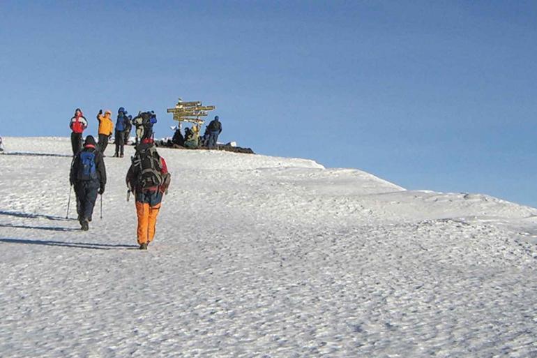 Kilimanjaro: Marangu Route tour