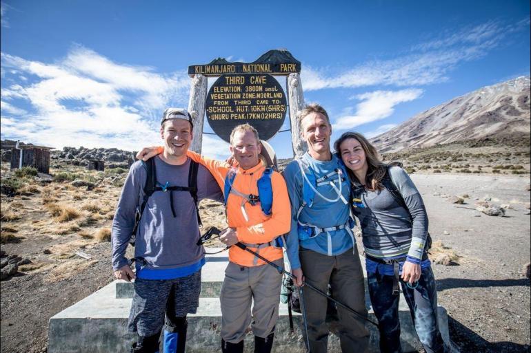 Arusha Nairobi Kilimanjaro: Rongai Route Trip