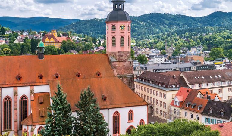 Rhine, Moselle & Blissful Baden-Baden (2021) tour