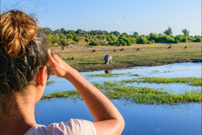 Nature & Wildlife Land expedition Botswana Adventure package