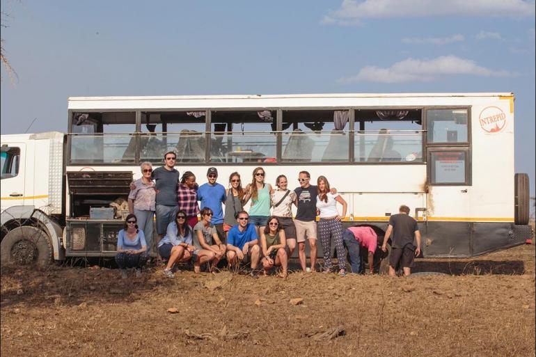 Luangwa Lusaka Africa Encompassed Southbound Trip