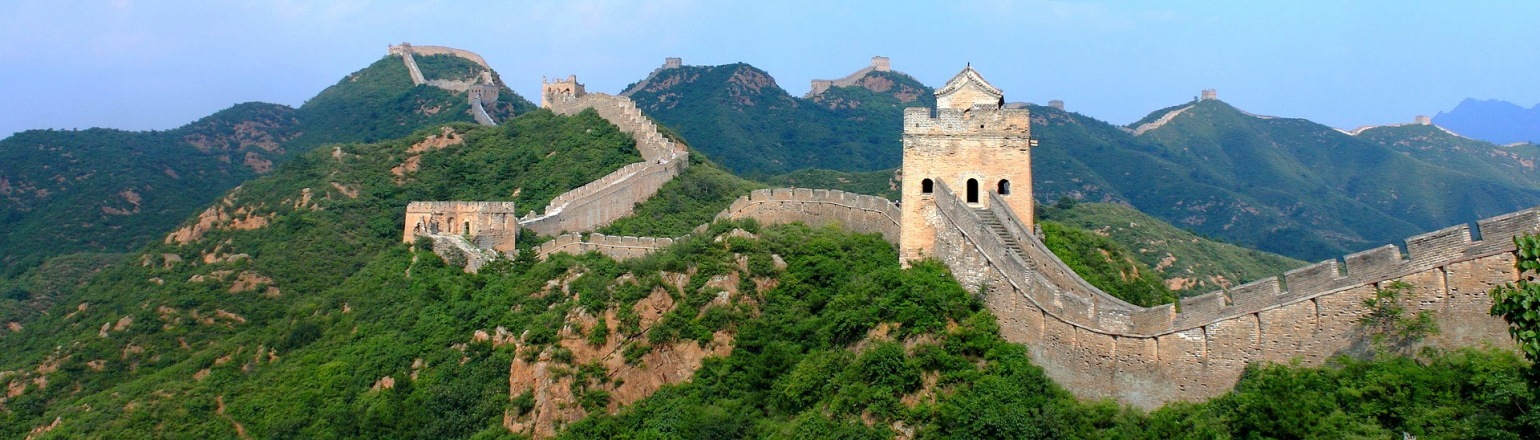 The Great Wall of China, top tour activity in China