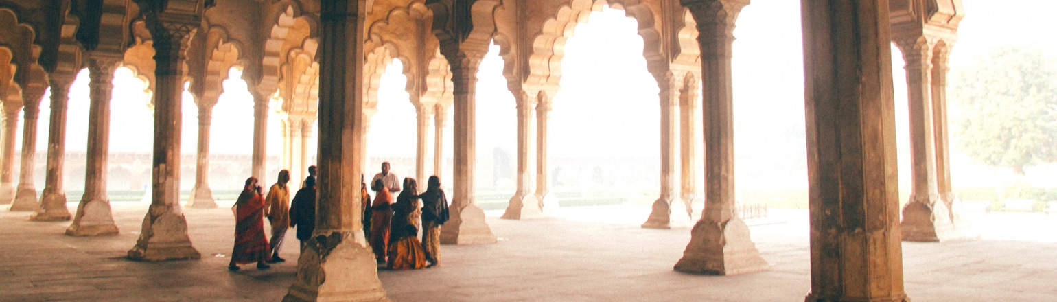 Transformative travel custom private tour of Indian architecture