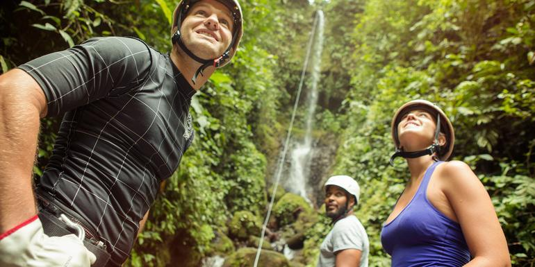 Costa Rica Volcanoes & Surfing tour