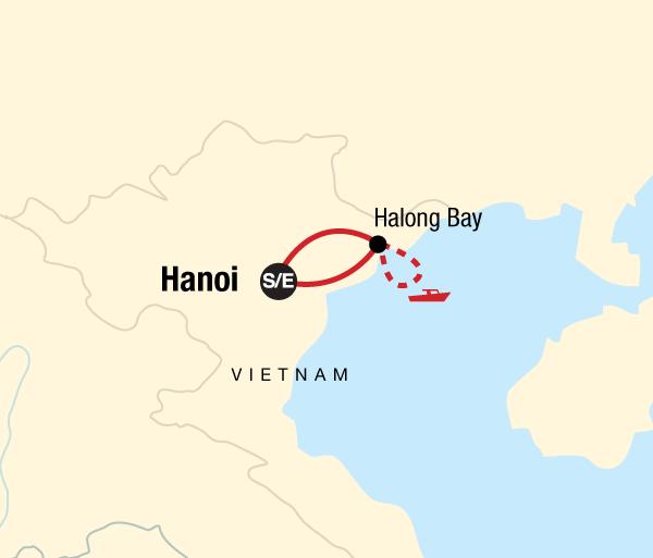 Ha Long Bay Hanoi Halong Bay Independent Adventure Trip