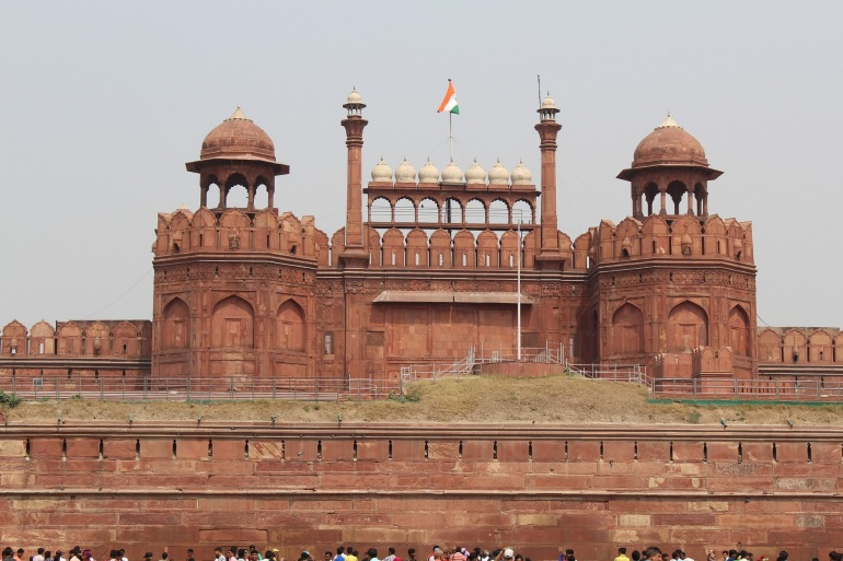 Red Fort-India-3441143-P