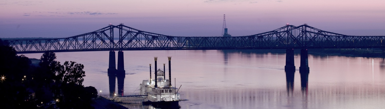 North America Tours Mississippi River