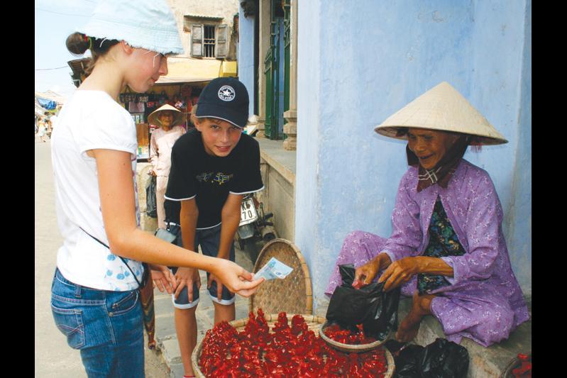 Hanoi Ho Chi Minh Vietnam Family Holiday Trip