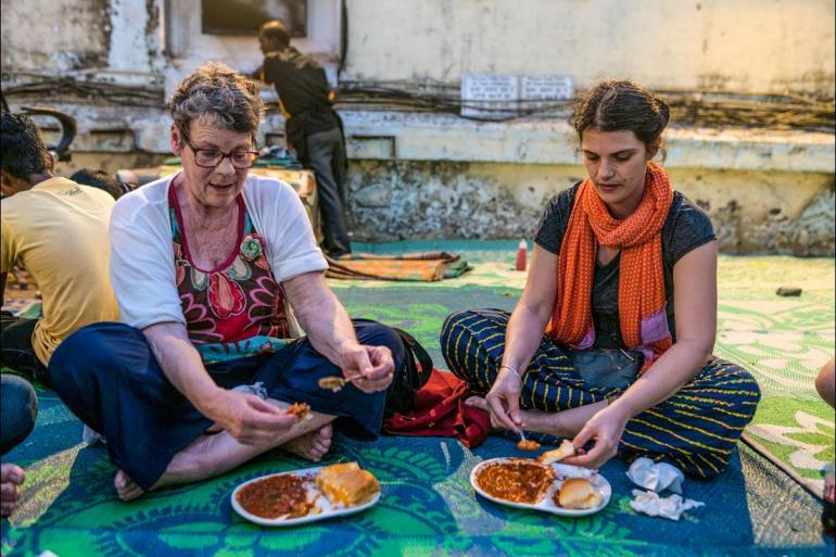 Agra Delhi India Real Food Adventure Trip