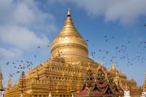 Thailand to Myanmar tour