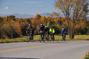 Vermont Fall Foliage Bike Tours