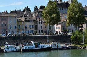 Cruise France by River Barge in Burgundy