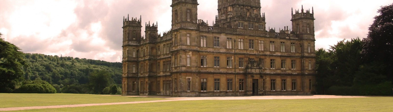 10 Stunning Downton Abbey Filming Locations