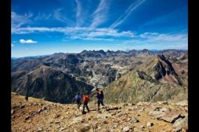 Walking In The Andorran Pyrenees