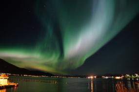 Arctic Express: Greenland's Northern Lights (Fly North, Cruise South) tour