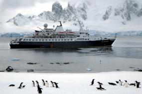 Antarctic Express: Cruise South, Fly North tour