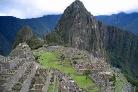 Machu Picchu, Skybox of the Andes. A Family Take on Peru tour