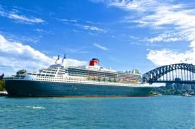Grand Eastbound Crossing - Ports & Excursions tour