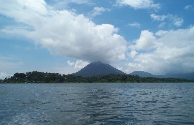 Tropical Volcano & Cloud Forest tour