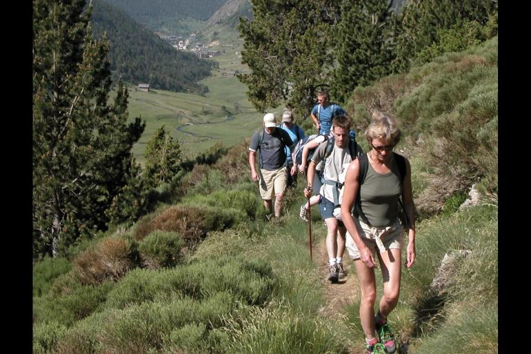 Adventure Cycling Andorra: Hike, Bike & Raft package