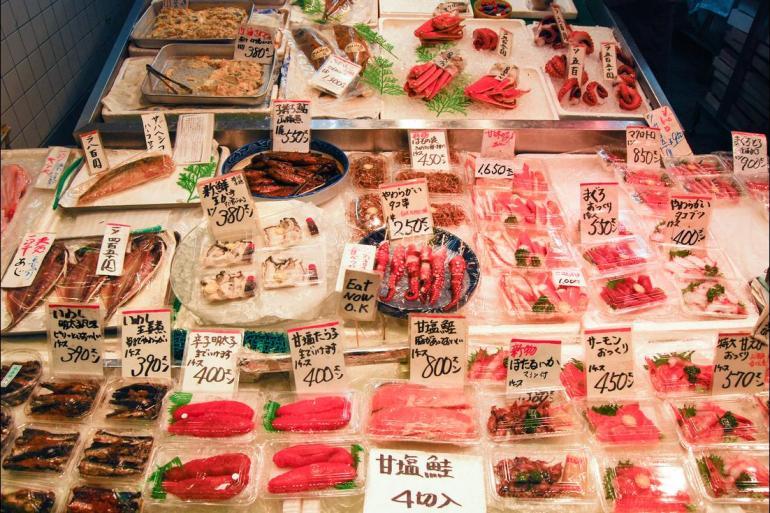 Japan Real Food Adventure tour