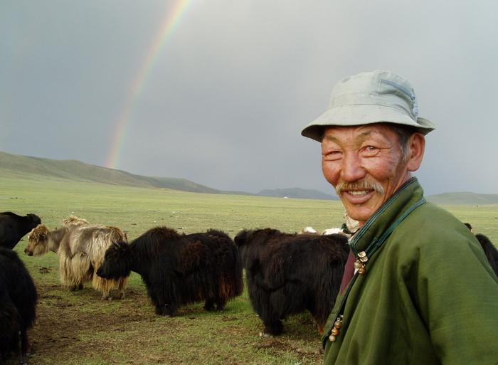 Gandan Monastery Tibet Mongolia Overland Trip