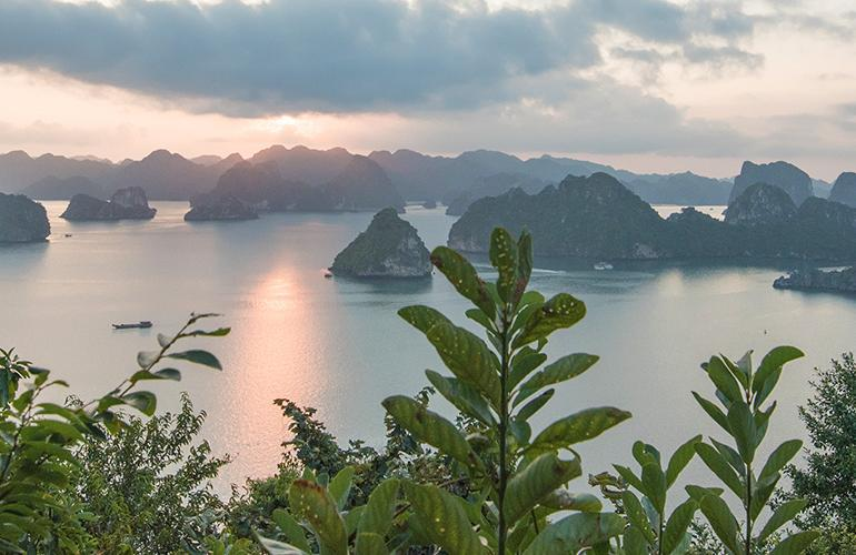 Scenic Vietnam tour