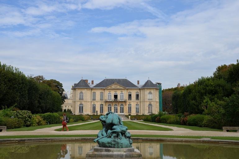 Historic place of Rodin Museum_Paris_726788_P