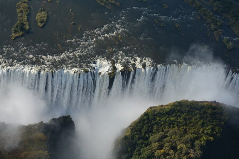 Victoria falls waterfall-Africa-1802058_P