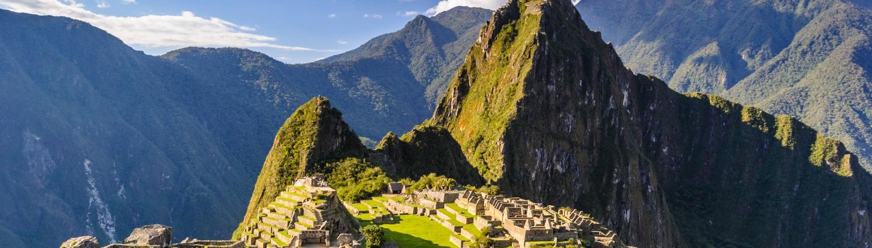 Top South America tour activity, Machu Picchu in Peru