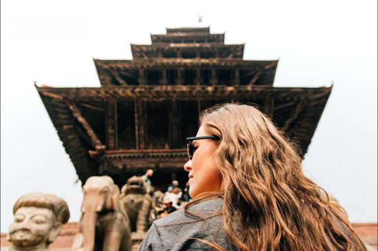 Bhaktapur Himalayas Kathmandu Valley Trek Trip