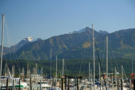 Vancouver, Canada to Seward (Anchorage) tour