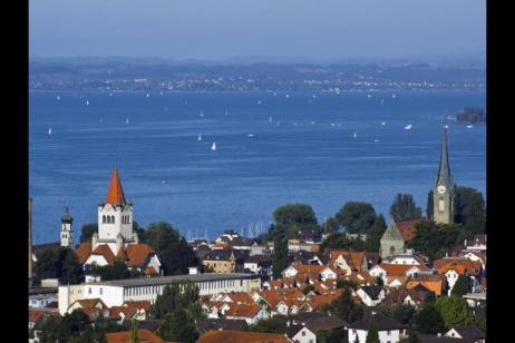 Self-Guided Lake Constance by Bike tour