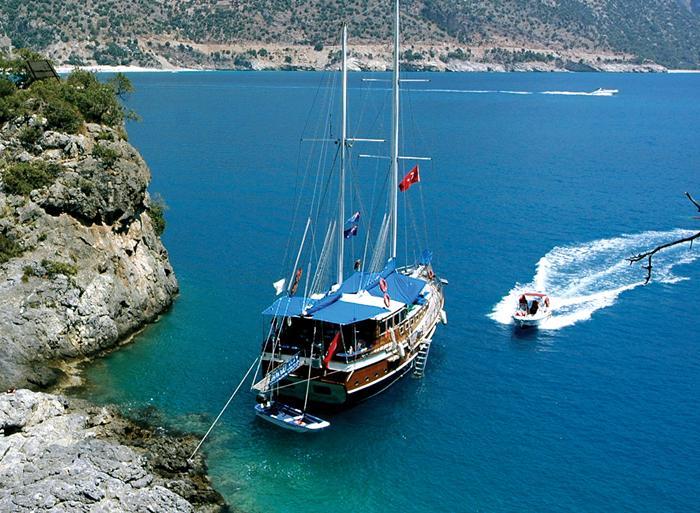 Antalya Cappadocia Turkey - Hike, Bike & Kayak Trip