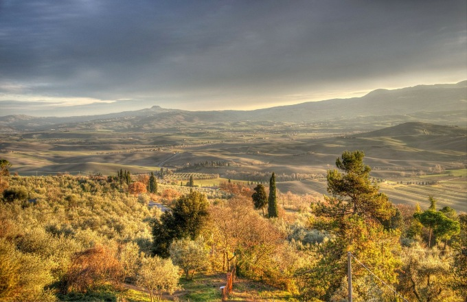 Italy: Bike Tour of Tuscany tour