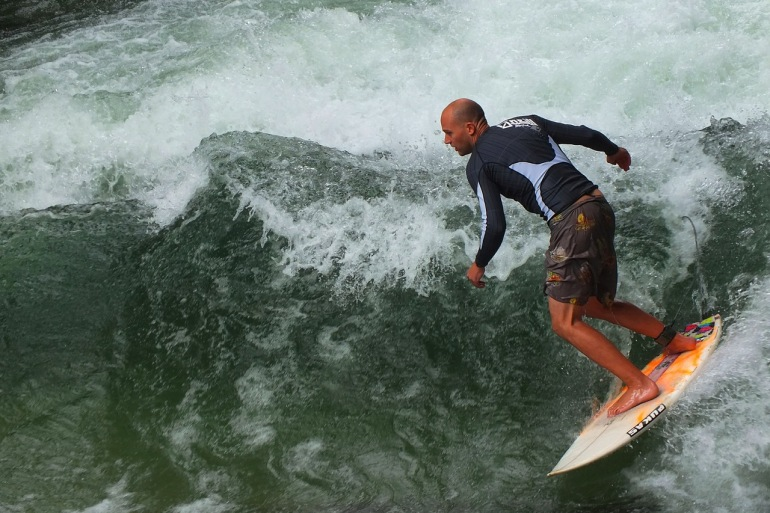 The Experience 3-Day Surf Camp tour