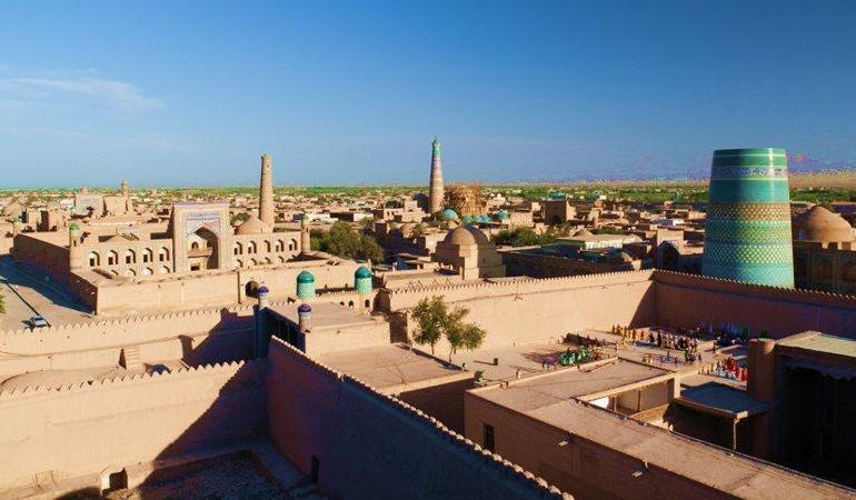 Bukhara Samarkand Uzbekistan Highlights Trip