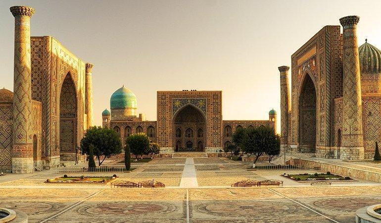 Uzbekistan Highlights tour