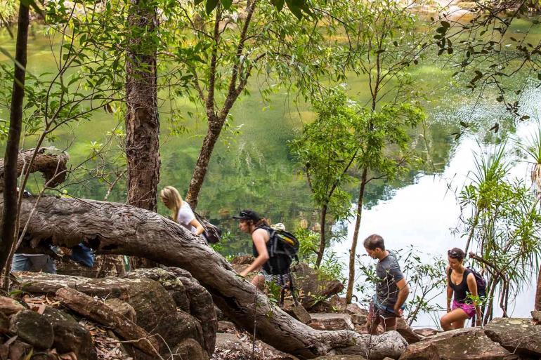 Top End & Arnhem Land Adventure tour